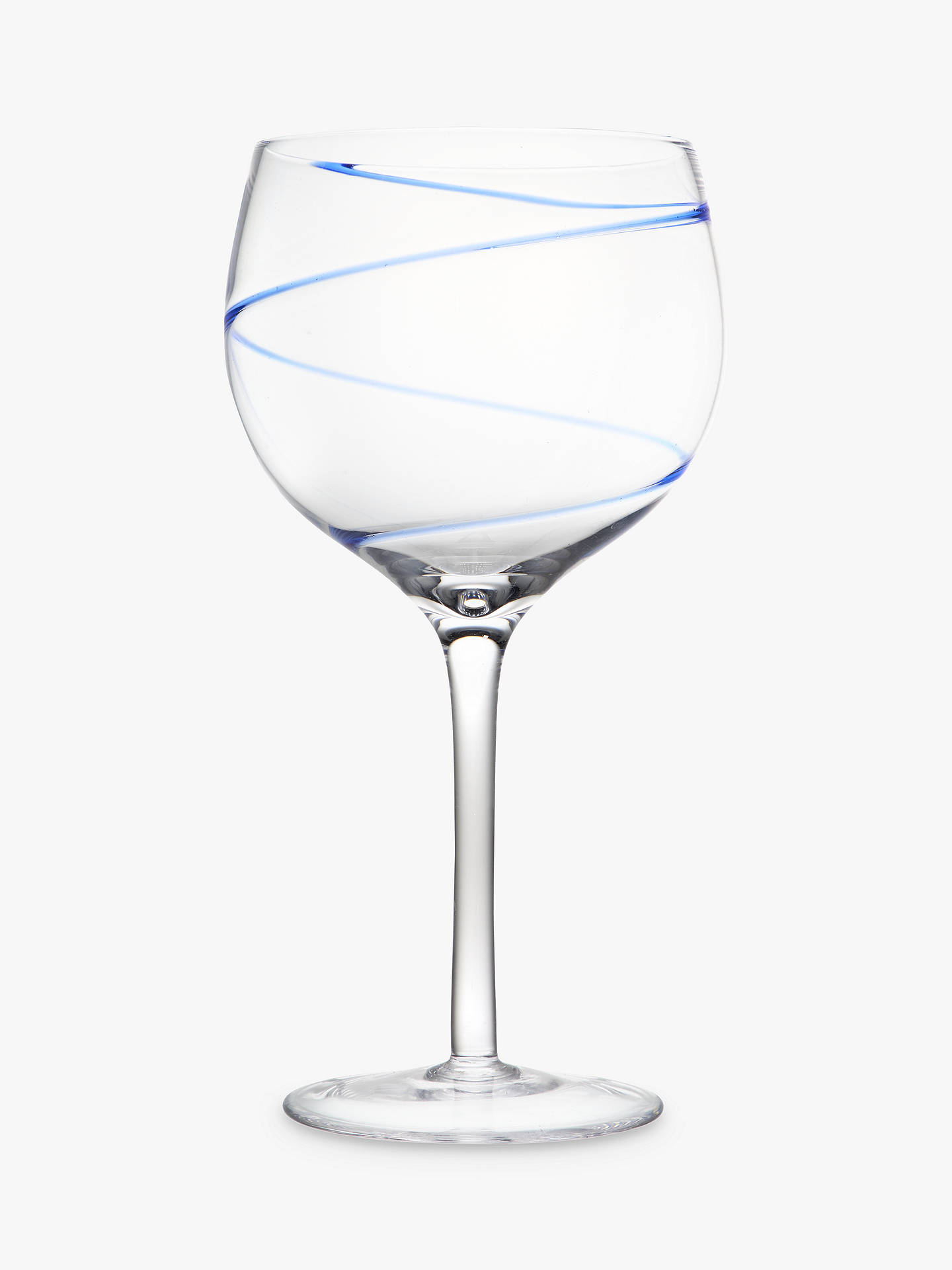 BuyJohn Lewis & Partners Coastal Gin Cocktail Glasses, Assorted, 650ml, Set of 4 Online at johnlewis.com