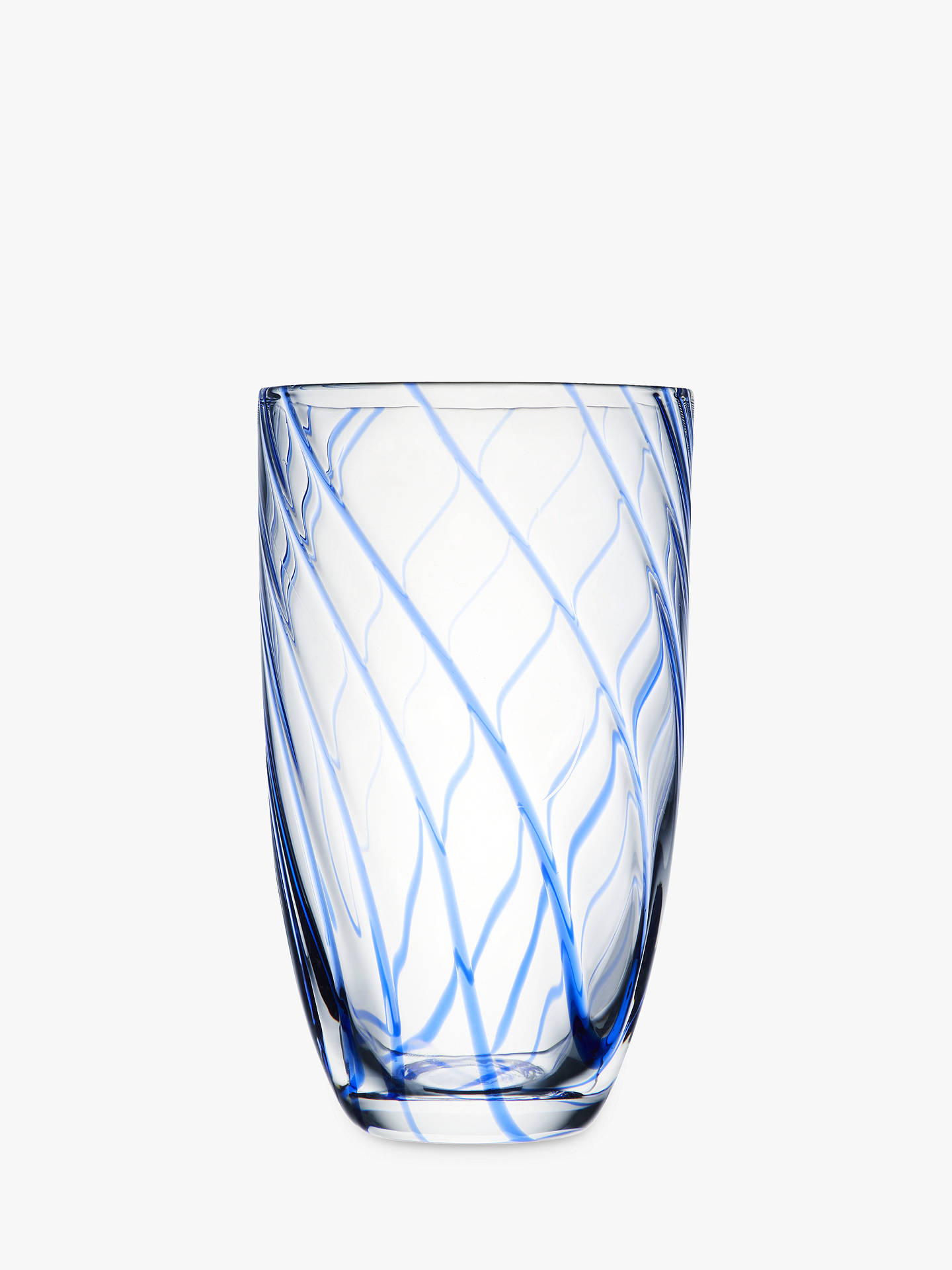 BuyJohn Lewis & Partners Coastal Highball Glasses, Assorted, 450ml, Set of 4 Online at johnlewis.com