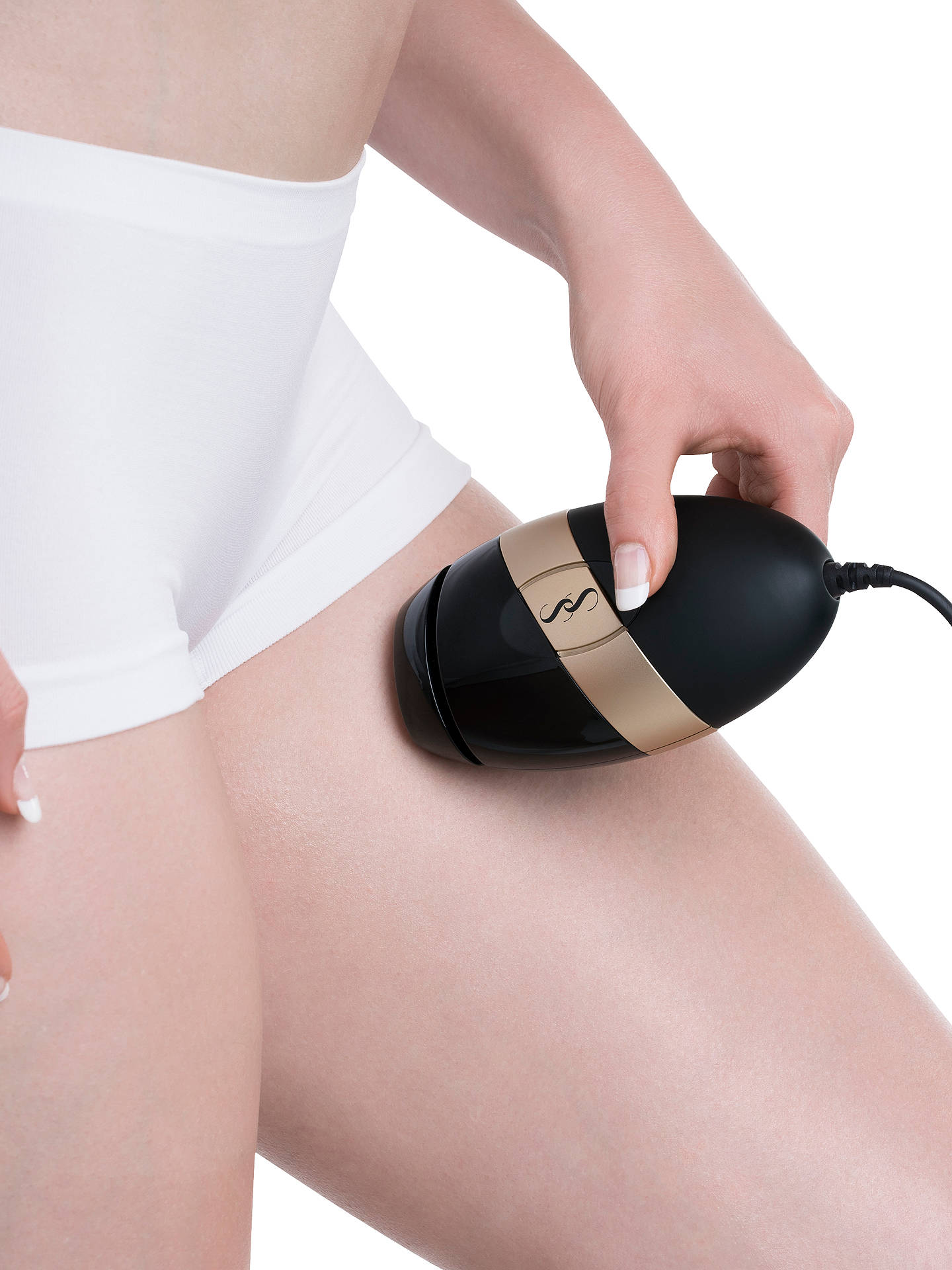 Buy SmoothSkin Bare IPL Hair Removal Device for Body and Face Online at johnlewis.com