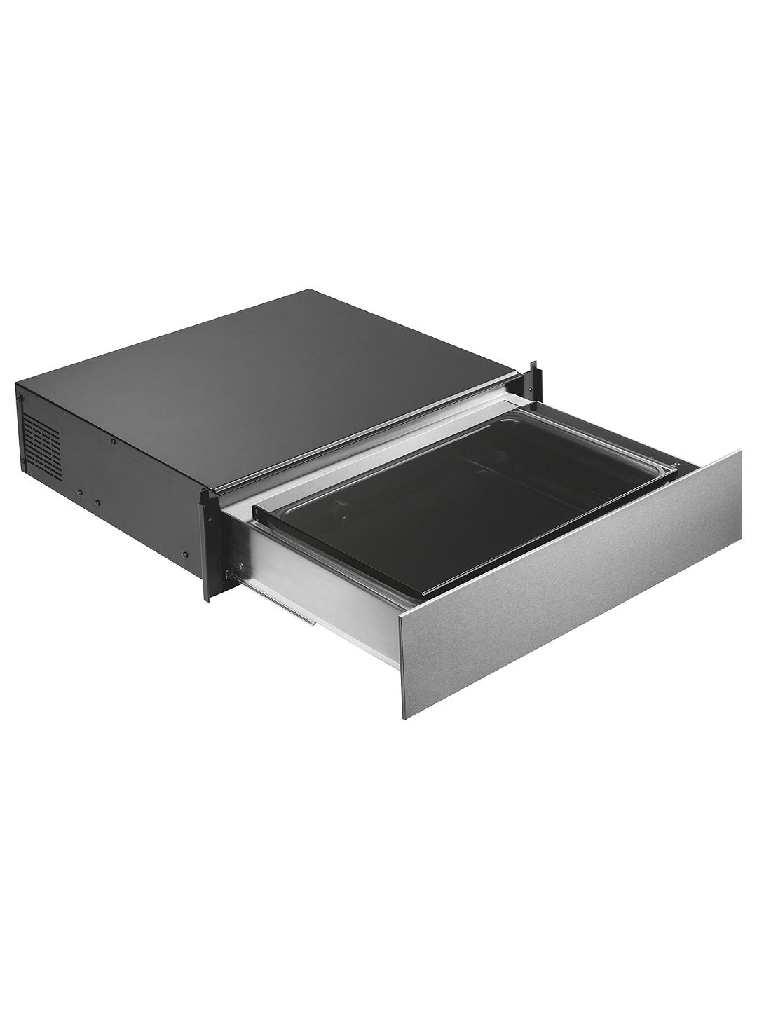 Buy AEG KDE911423M Integrated Vacuum Drawer, Silver Online at johnlewis.com