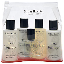 Buy Miller Harris Tea Tonique Discovery Set Online at johnlewis.com