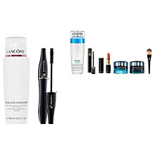 Buy Lancôme Galatée Confort and Hypnôse Mascara with Gift Online at johnlewis.com
