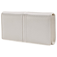 Buy Rainbow Club Carmella Clutch Bag, Ivory Online at johnlewis.com