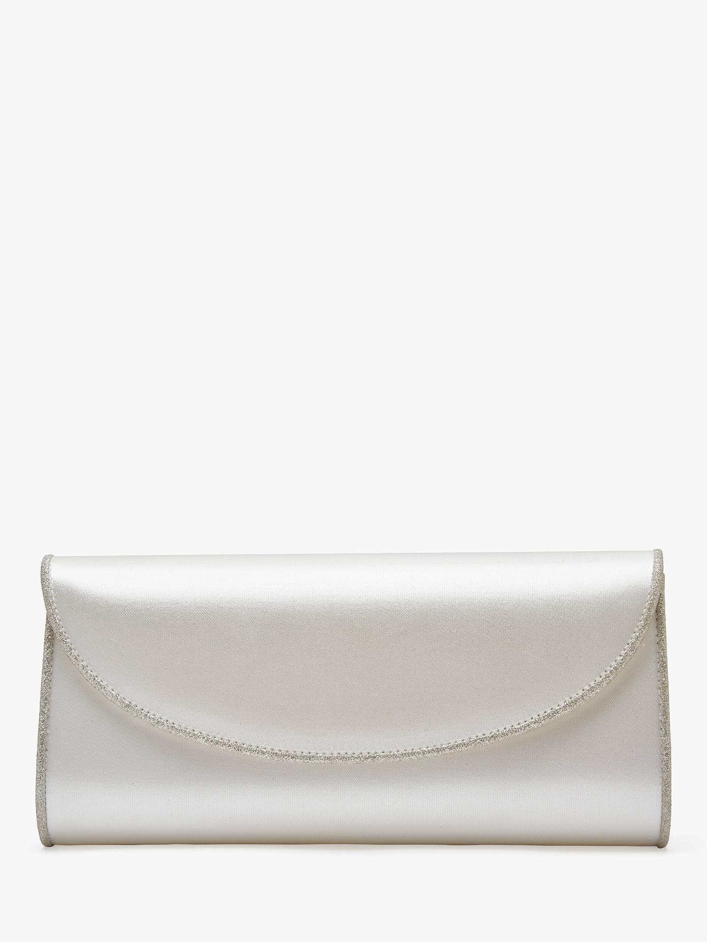 BuyRainbow Club Viki Clutch Bag, Ivory Online at johnlewis.com 47571fc303