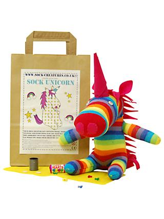 Sock Creatures Unicorn Sock Creature Craft Kit