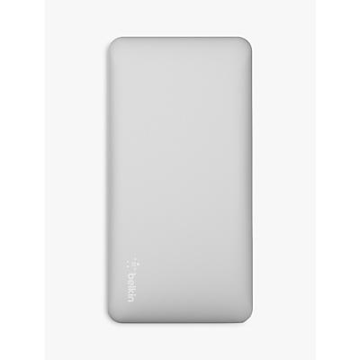 Image of Belkin Pocket Power 10K Portable Power Bank Charger, Dual Port USB