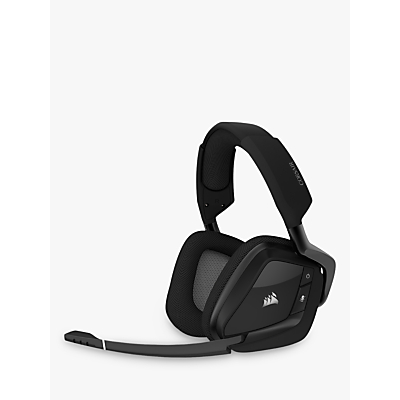 Corsair Void Pro RGB Wireless Dolby 7.1 Surround Gaming Headset, Carbon Review thumbnail