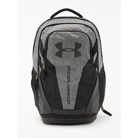 Buy Under Armour Hustle 30 Backpack Charcoal Online At Johnlewis