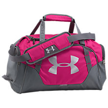 Buy Under Armour Storm Undeniable 3.0 Extra Small Bag, Pink Online at johnlewis.com