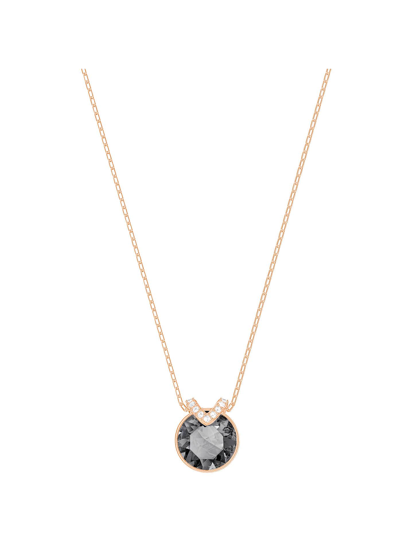 59dcfa84416a98 Buy Swarovski Bella V Crystal Pendant Necklace