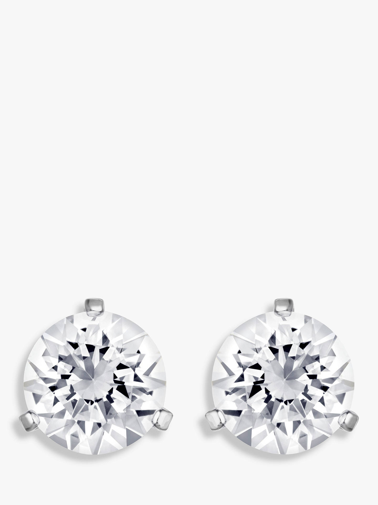 8d62f8adc776 Buy Swarovski Solitaire Round Crystal Stud Earrings