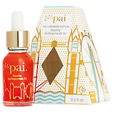 Buy Pai Landmark Edition Rosehip BioRegenerate Oil, 15ml Online at johnlewis.com