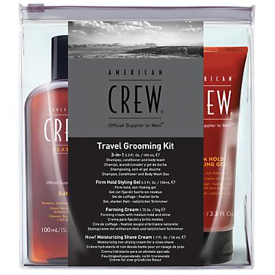Image of American Crew Travel Grooming Kit