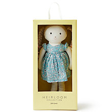 Buy John Lewis Heirloom Collection Ragdoll Online at johnlewis.com