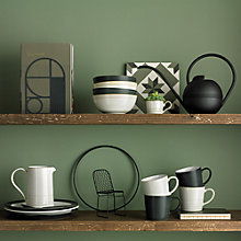 Buy Denby Natural Charcoal Tableware Online at johnlewis.com