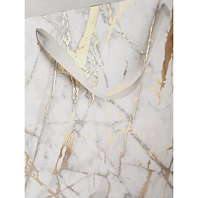 Image of John Lewis & Partners Marble Gift Bag