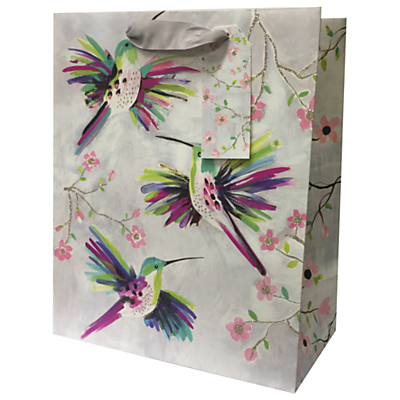 Image of Paper Salad Hummingbird Gift Bag