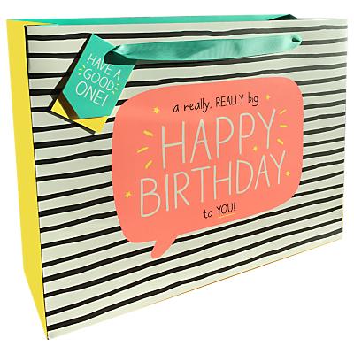 Image of Happy Jackson Happy Birthday Gift Bag