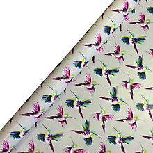 Buy Paper Salad Hummingbird Roll Wrap, 4m Online at johnlewis.com