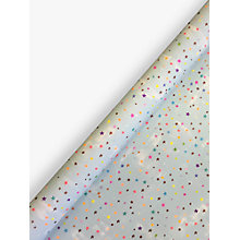 Buy Paper Salad Multi Stars Roll Wrap, 4m Online at johnlewis.com