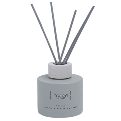 Hygge by Mint Velvet Relax Wild Fig Diffuser