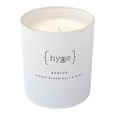 Hygge by Mint Velvet Revive Citrus and Mint Candle