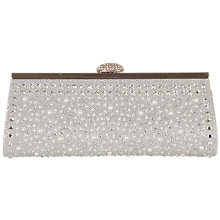 Buy Chesca Satin Diamante Clutch Bag Online at johnlewis.com