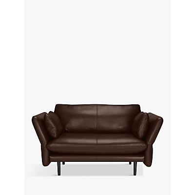 Design Project by John Lewis No.142 Leather Snuggler, Dark Leg