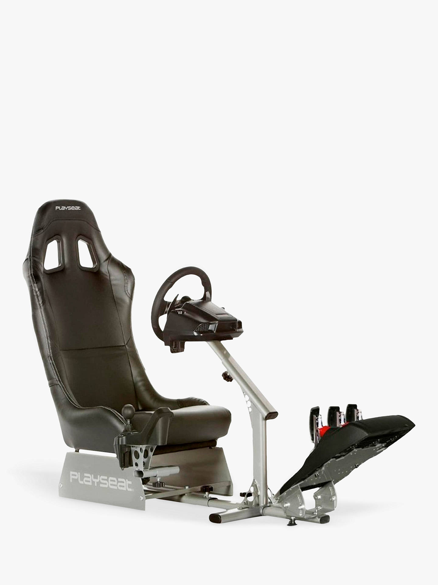 Buy Playseat Evolution Gaming Chair, Black Online at johnlewis.com