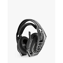 Buy RIG 800LX Wireless Dolby Atmos Gaming Headset for Xbox One / Windows 10 PC Online at johnlewis.com