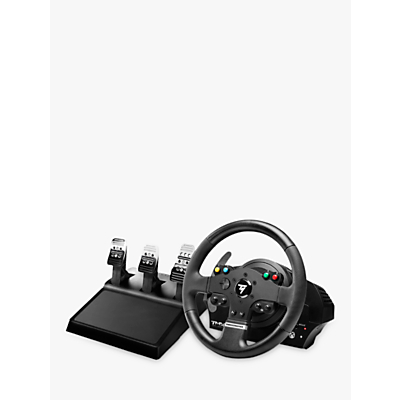 Image of Thrustmaster TMX Pro, Force Feedback Gaming Wheel for PC and Xbox One, Black