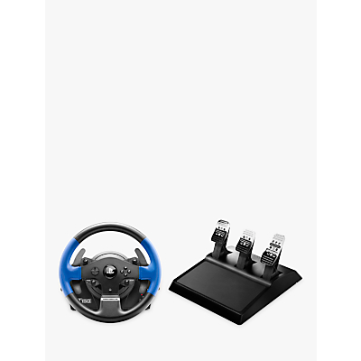Image of Thrustmaster T150 Pro, Force Feedback Gaming Wheel for PC, PS3 and PS4, Black