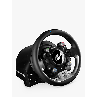 Image of THRUSTMASTER T-GT Racing Wheel - Black, Black