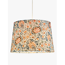 Buy Morris & Co Little Chintz Lampshade, Multi Online at johnlewis.com