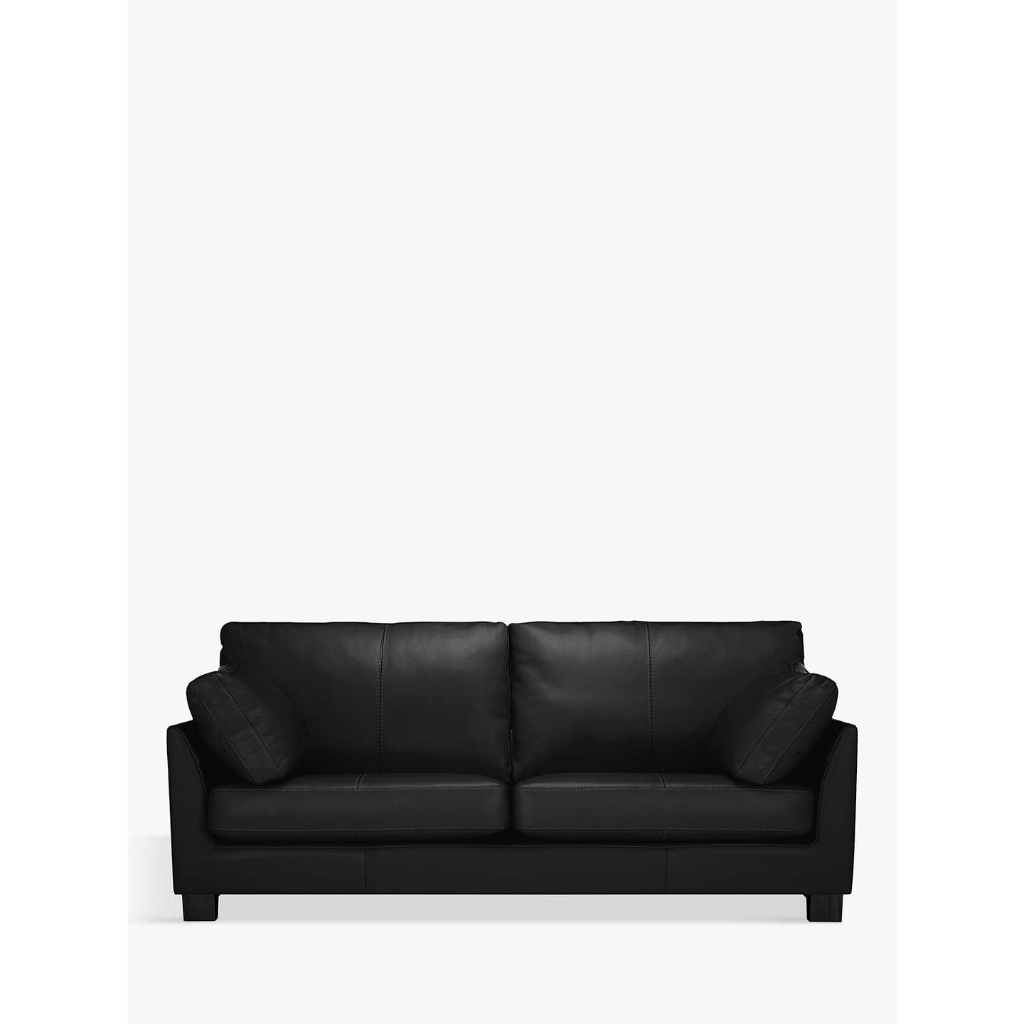 Grand leather sofa burlington grand leather sofa thomas for Leather sofa 7 seater