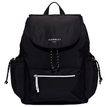 Buy Fiorelli Sport Score Flapover Backpack Online at johnlewis.com