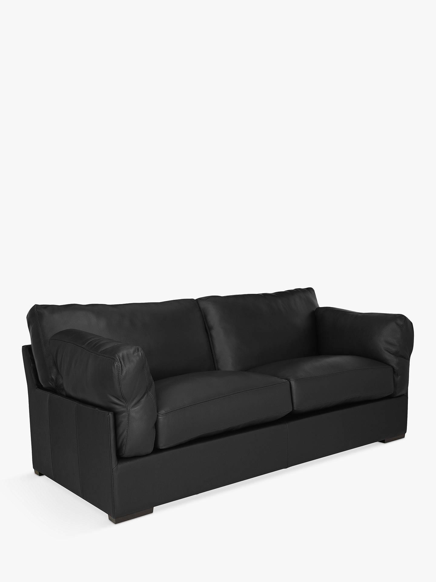 Awesome John Lewis Partners Java Medium 2 Seater Leather Sofa Cjindustries Chair Design For Home Cjindustriesco