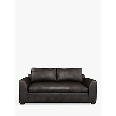 John Lewis Tortona Leather Medium 2 Seater Sofa