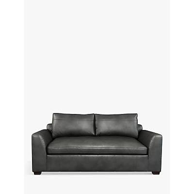 John Lewis & Partners Tortona Leather Medium 2 Seater Sofa