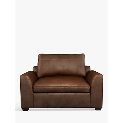John Lewis Tortona Leather Snuggler