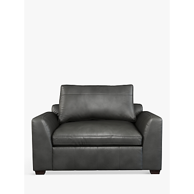 John Lewis Tortona Leather Snuggler
