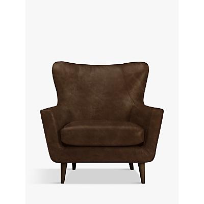 John Lewis Thomas Leather Snuggler, Dark Leg