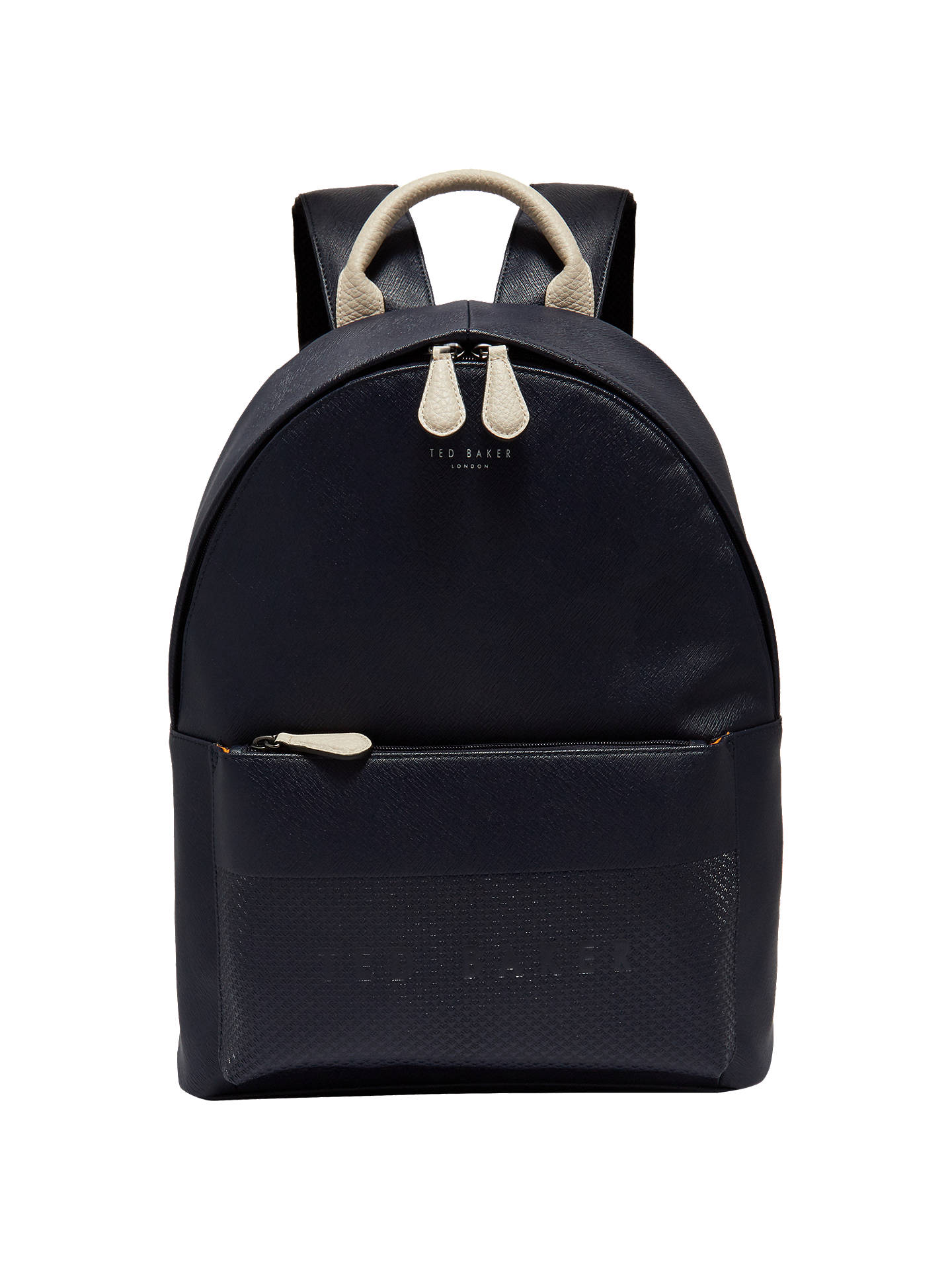 bc161977a Buy Ted Baker Clarky Embossed Backpack