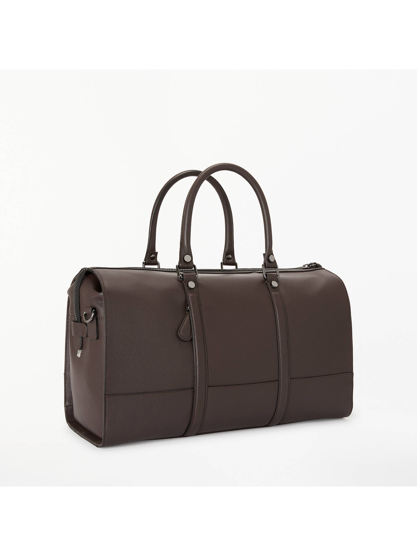 9ebf3e51efb8f ... Buy Ted Baker Radical Leather Holdall Bag