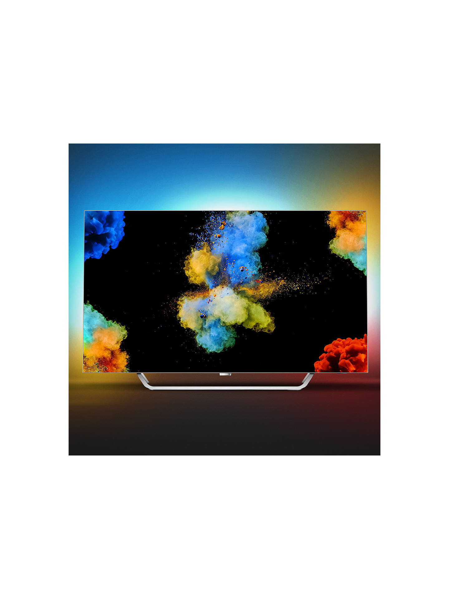 69102594f ... Buy Philips 55POS9002 OLED HDR 4K Ultra HD Smart Android TV, 55