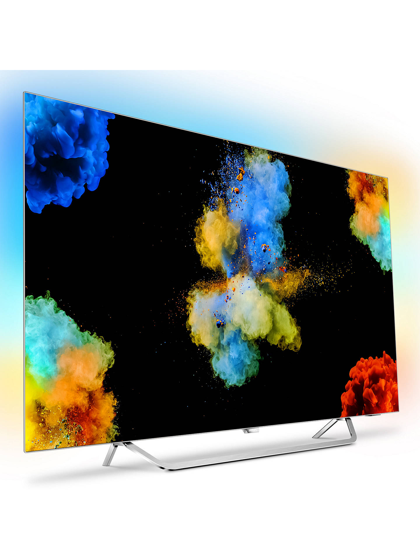 Philips 55POS9002 OLED HDR 4K Ultra HD Smart Android TV, 55