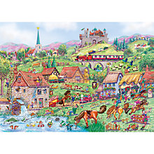 Buy Gibsons Horsing Around, Jigsaw Puzzle, 1000 Pieces Online at johnlewis.com