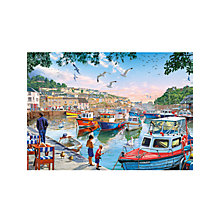 Buy Gibsons First Catch Jigsaw Puzzle, 1000 pieces Online at johnlewis.com