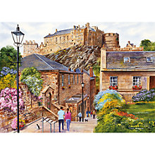 Buy Gibsons Edinburgh The Vennel Jigsaw Puzzle, 1000 pieces Online at johnlewis.com