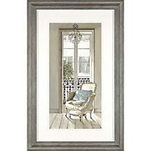 Buy Adelene Fletcher  - The Window Seat Framed Print, 64 x 41cm Online at johnlewis.com